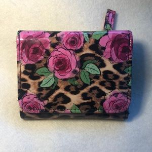 Handbags - Betsy Johnson Wallet Great for Travel Smaller size